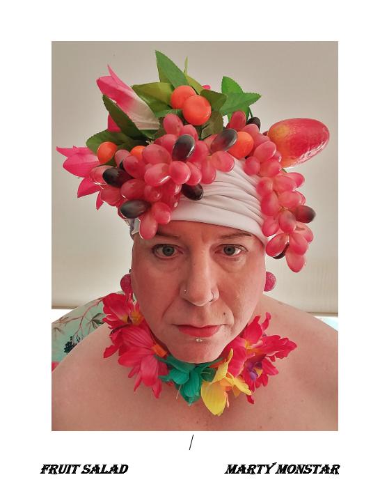 Fruit Salad -Marty MonStar
