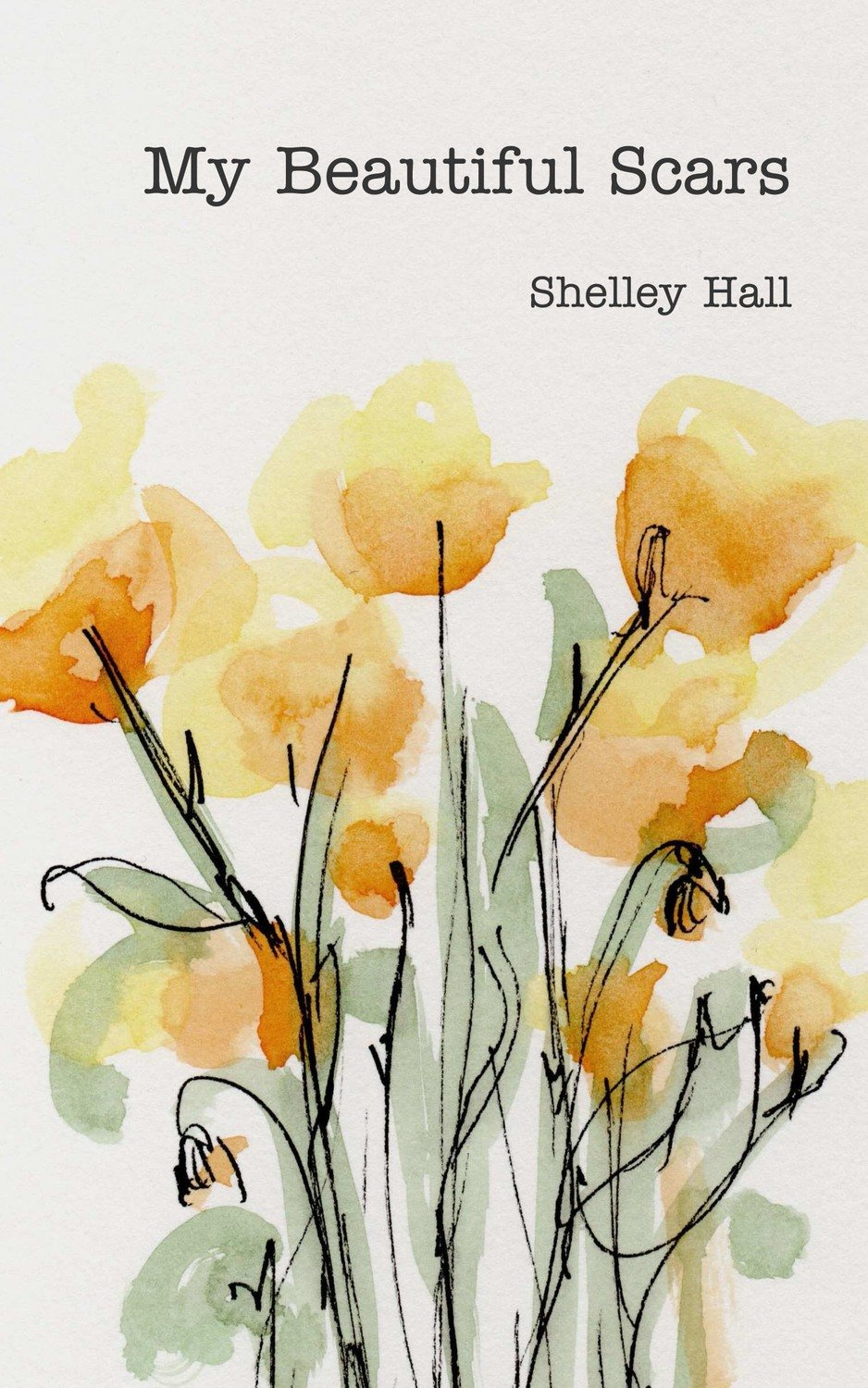 My Beautiful Scars - Shelley Hall