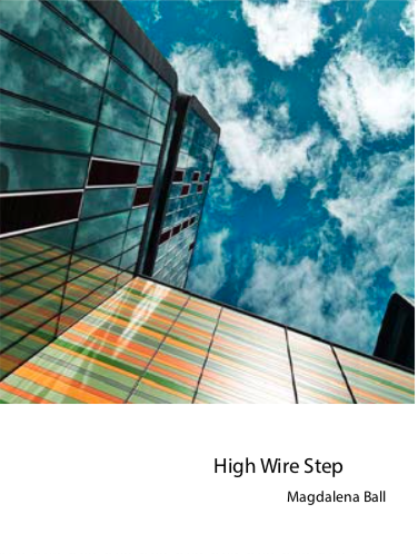 High Wire Step - Magdalena Ball (NEW RELEASE)