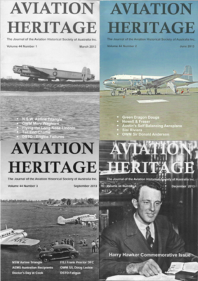 Aviation Heritage Vol. 44 (all 4 issues)