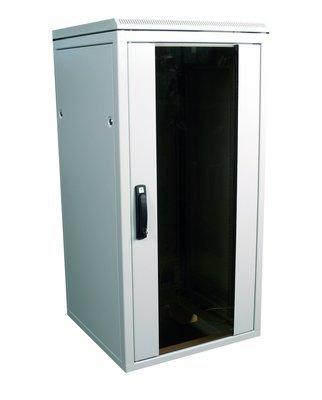 19'' Netzwerk-/Serverschrank Standard-Line HE24 (H 1203mm) x B 600mm x T 600mm