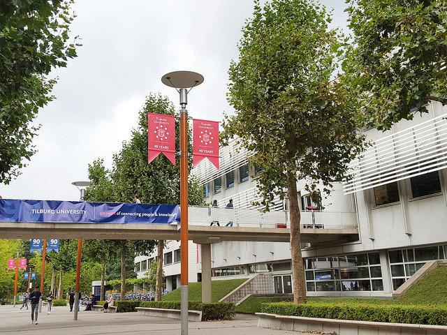 Communication & Information Sciences (Tilburg - Yüksek Lisans)
