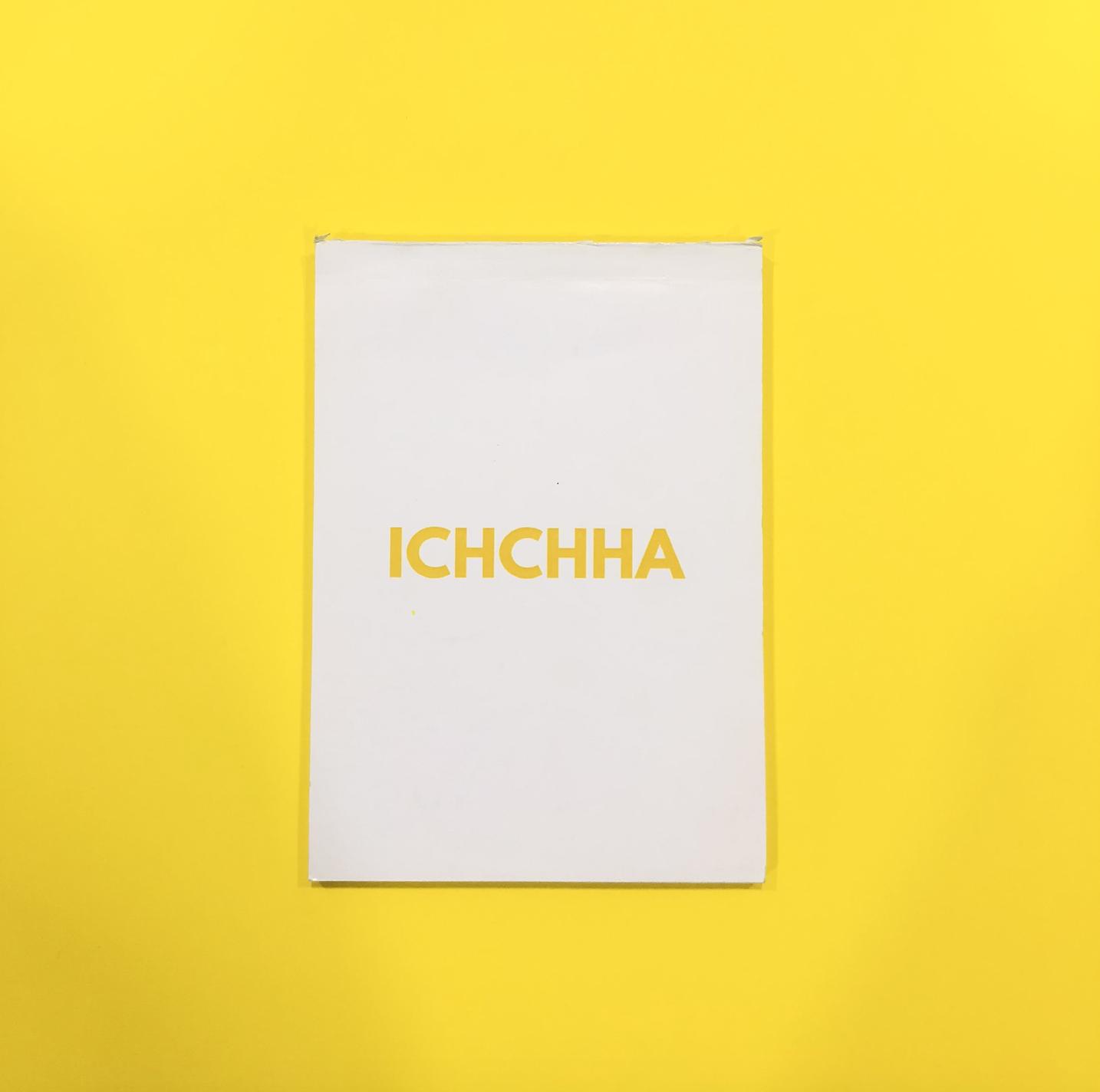 Ichchha Notepad (Plain White)