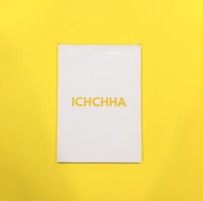 Ichchha Notepad (Plain White)