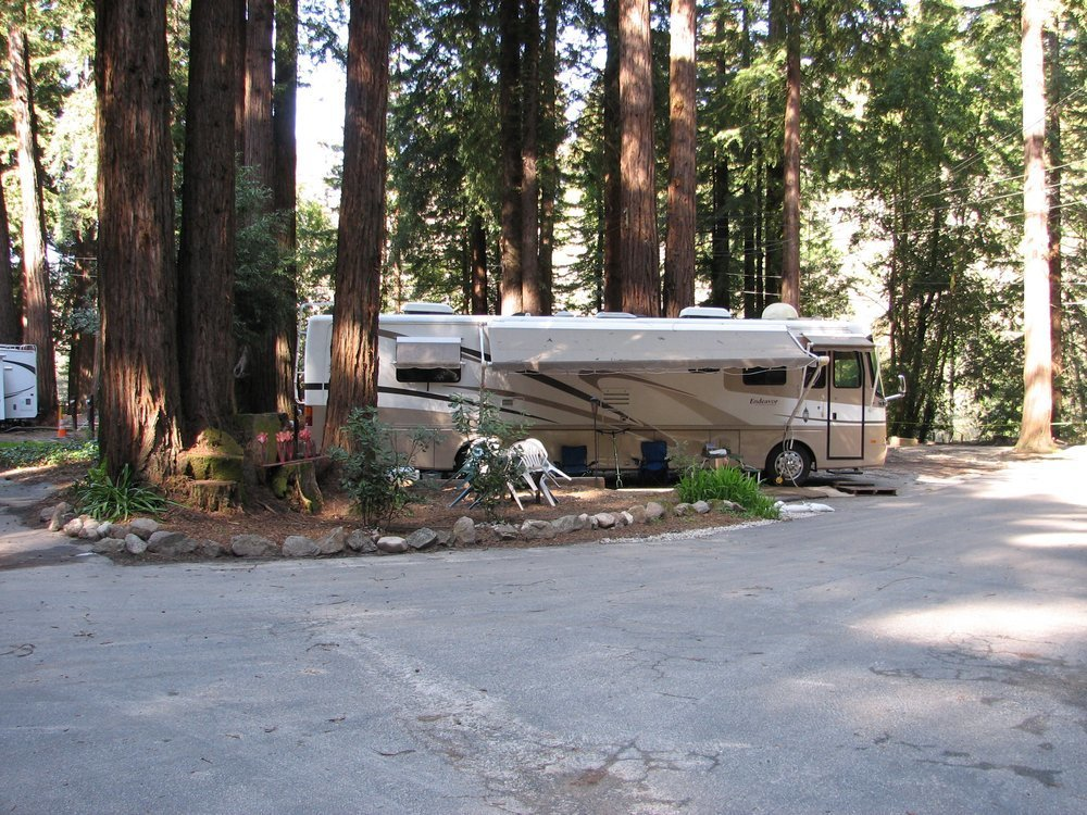 Labor Day outing at the Santa Cruz Redwoods RV Resort, Felton, CA / Sep 4th - Sep 7th