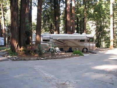 Labor Day outing at the Santa Cruz Redwoods RV Resort, Felton, CA / Sep 3rd - Sep 6th