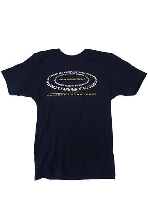 JMS History T-Shirt, Short Sleeve