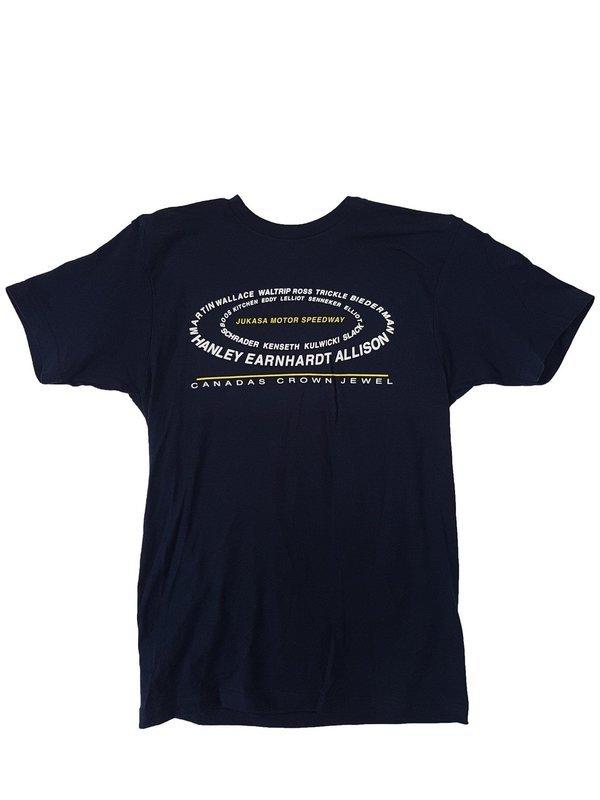 JMS History T-Shirt, Short Sleeve