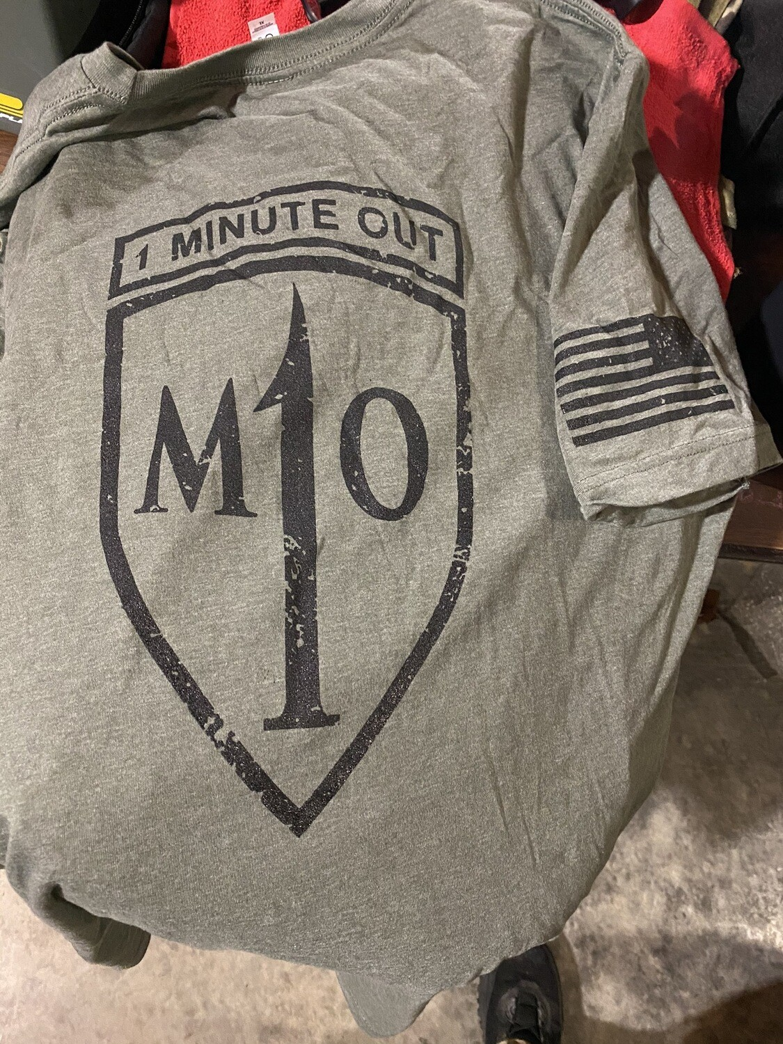 1 Minute Out T-Shirt