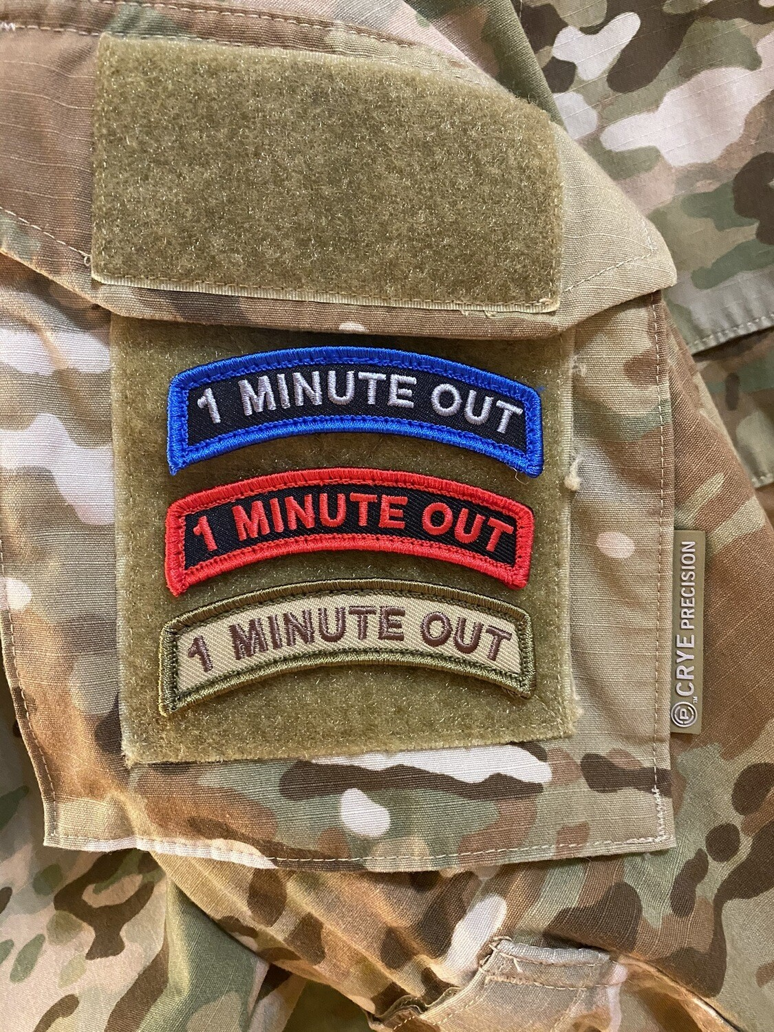 1 Minute Out Tab