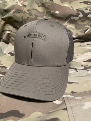 1 Minute Out Hat Loden
