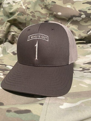 1 Minute Out Hat Brown/Khaki