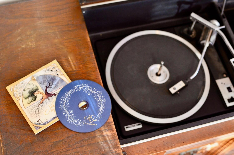 PREORDER - Luxumbra Vinyl (ETA end of Feb 2021)