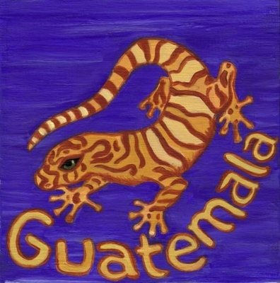 Guatemala Chajulense (light-medium)