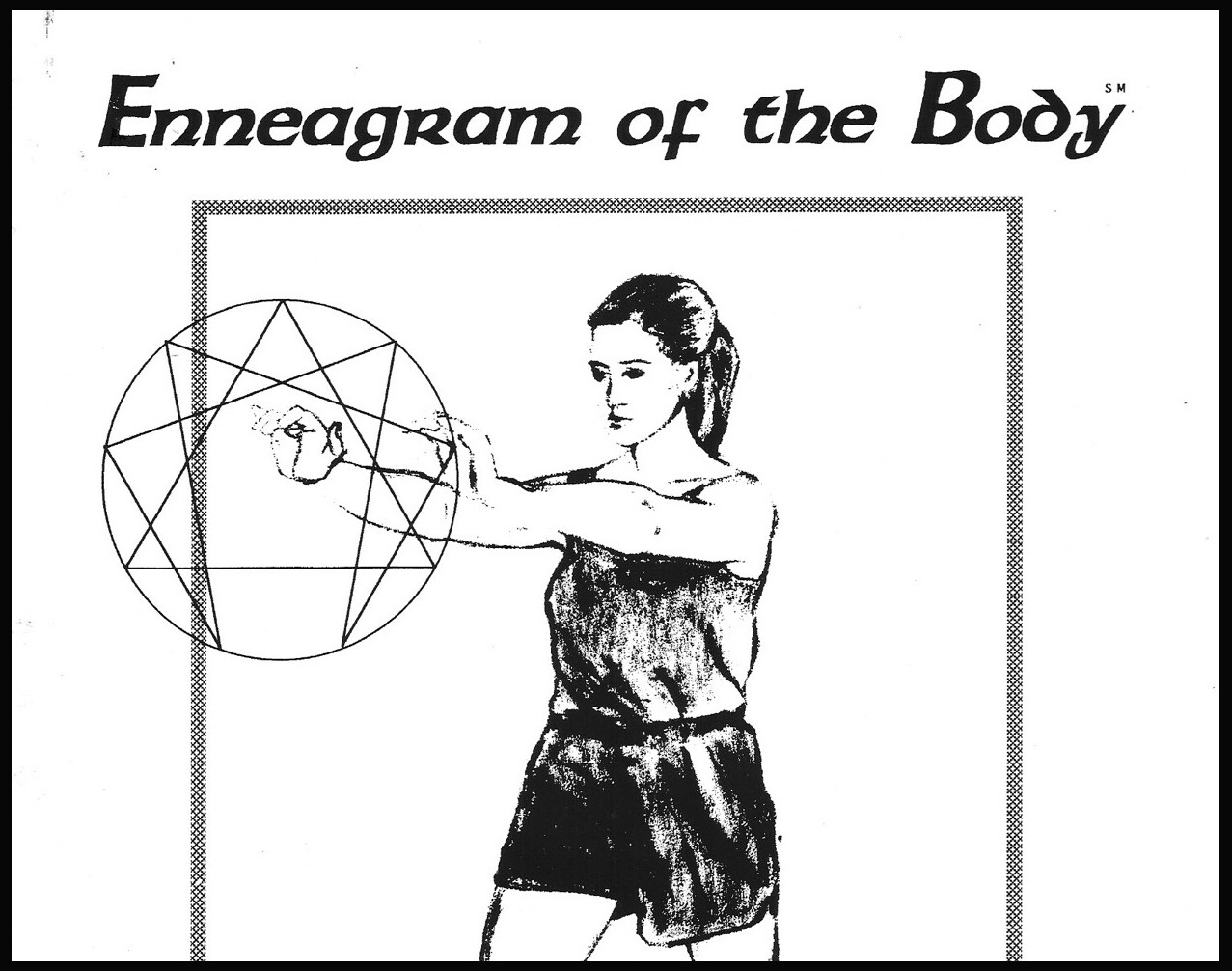Enneagram of the Body Booklet