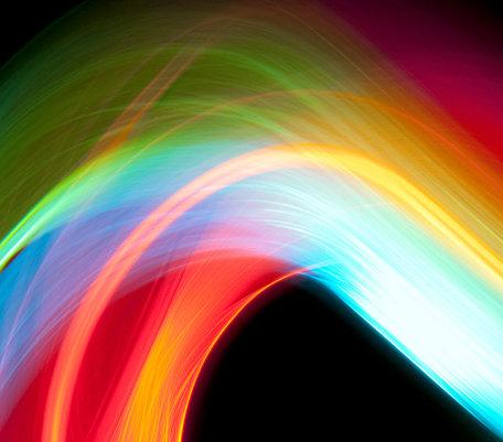The Breath of Colored Light - Portal 9