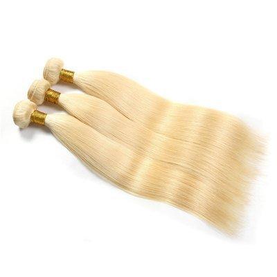 Blonde - Bundle - Straight Hair Extensions