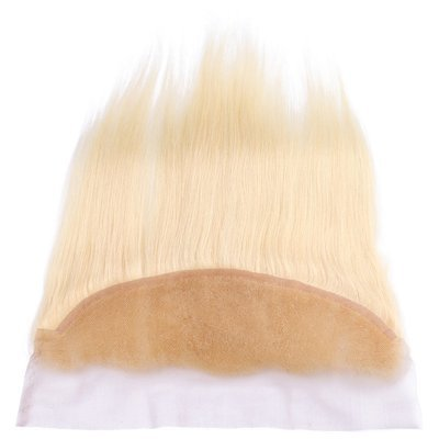 Blonde - 180 Frontal - Straight, Swiss Lace