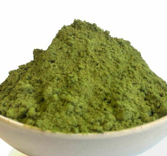 Green MD Powder 1 KG (from Outdoor Dry Leaf)