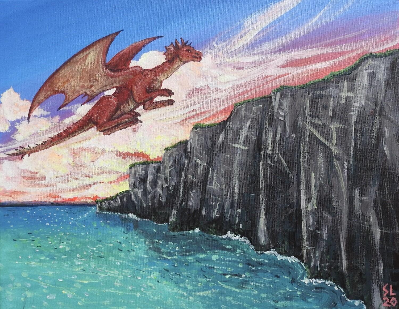 Dragon Island (Soar Free)