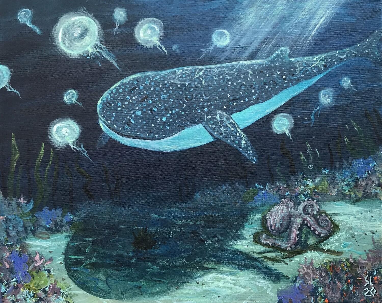 'Whale Shark'