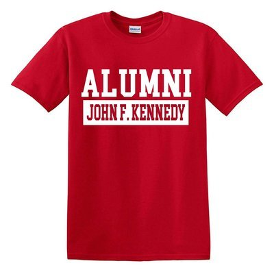 Red Alumni Shirt