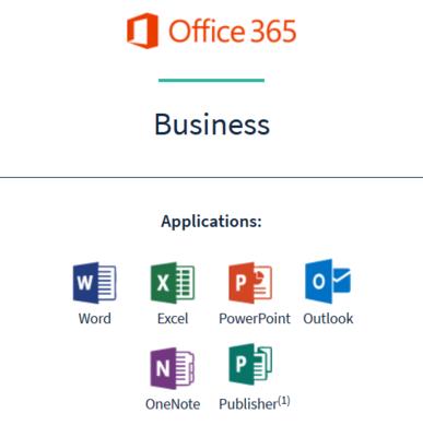 MICROSOFT Applications bureau 365