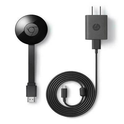 GOOGLE Chromecast 2 récepteur multimédia numérique