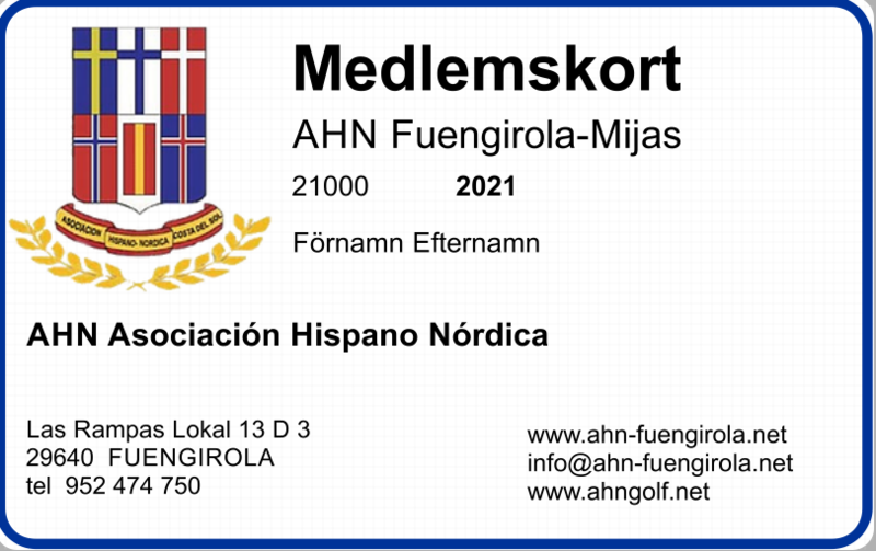 Medlemskap 2021