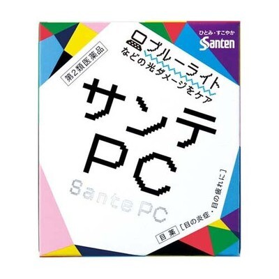 Santen PC Eye Drops