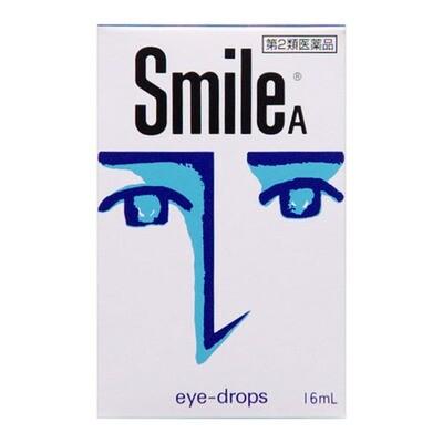 Lion Smile A Eye Drops
