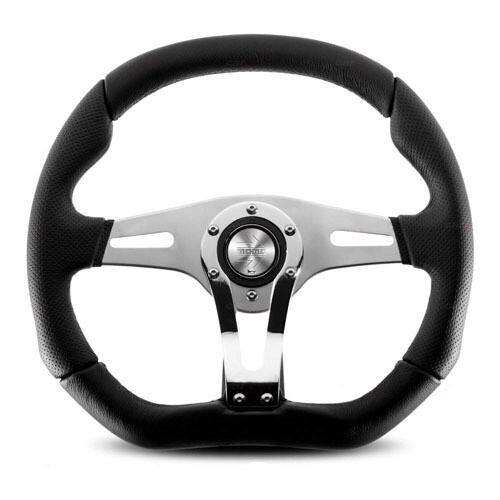 Steering Wheel MomoR 35φ New Logo