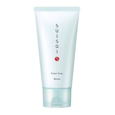 SUISAI Kanebo Cream Soap