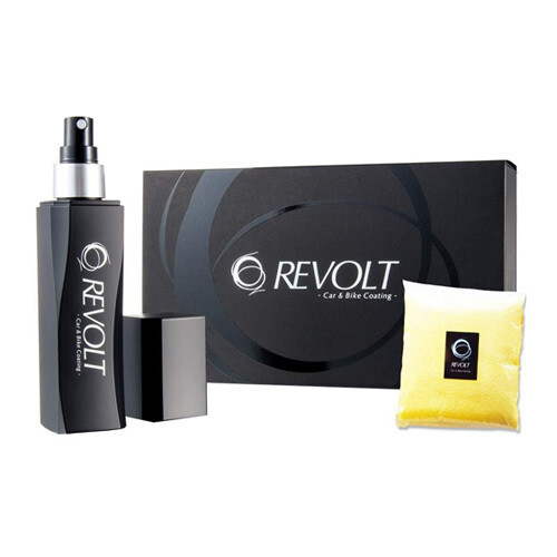 REVOLT Glass Coating Agent Set