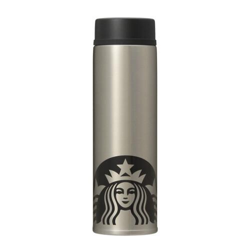 Starbucks Stainless steel Starbucks bottle silver 480ml