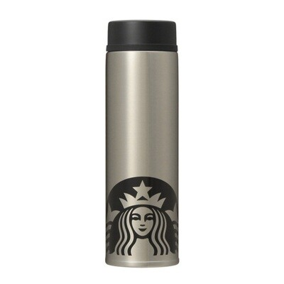Starbucks Stainless steel Starbucks bottle silver 480ml
