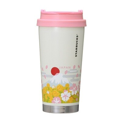 Starbucks You Are Here Collection Stainless Tumbler JAPAN SPRING 473ml