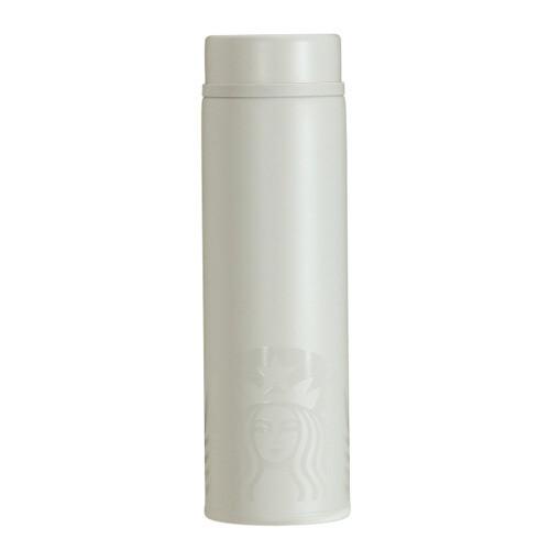 Starbucks Stainless steel bottle mat gray 480ml