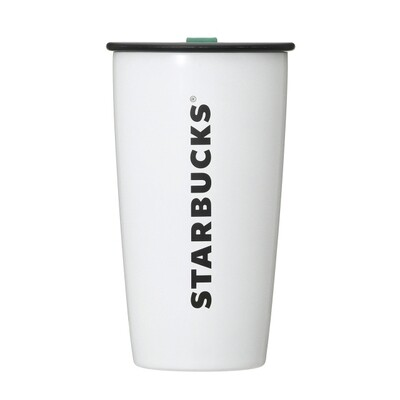 Starbucks Strap Cup Shape Stainless Bottle 355ml