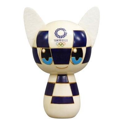 KOKESHI Tokyo2020 Olympic Mascot