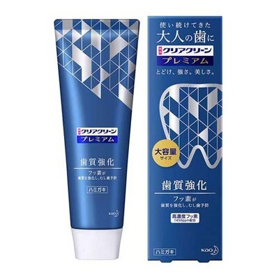 KAO  CLEAR CLEAN Premium Cavity Prevention Toothpaste