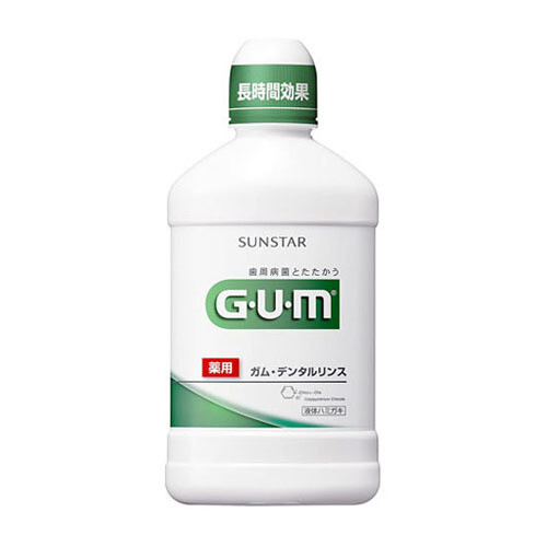 GUM SUNSTAR Dental Rinse
