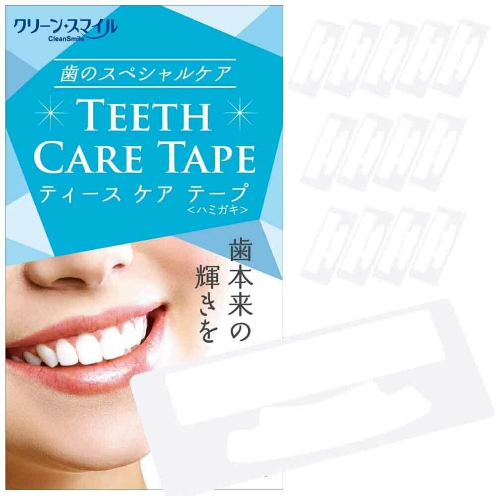 Clean Smile Teeth Сare Tape