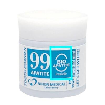 NIHON MEDICAL LAB Bio Appatite Whitening Tooth Powder