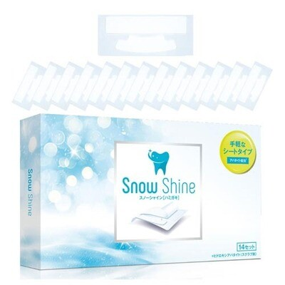Snow Shine Teeth Сare Tape