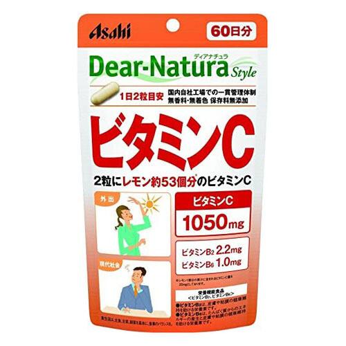 Asahi Dear-Natura Style Vitamin C