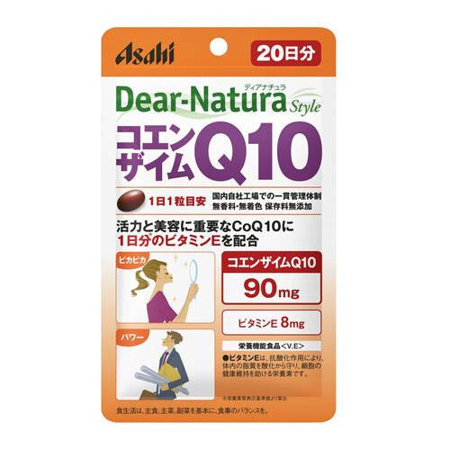 Asahi Dear-Natura Style Coenzyme Q10
