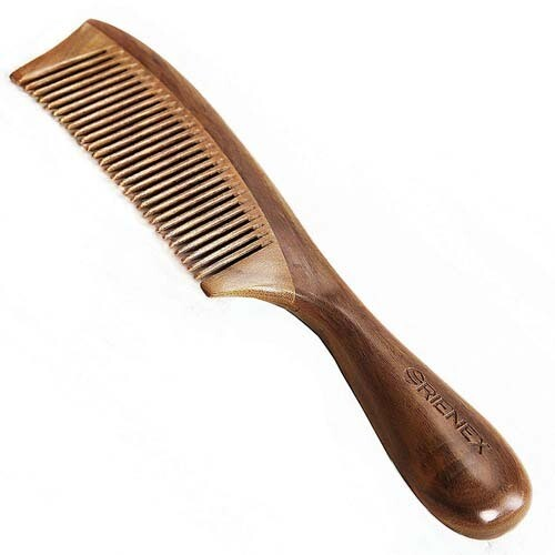 Orienex High-end Wooden Brown Comb