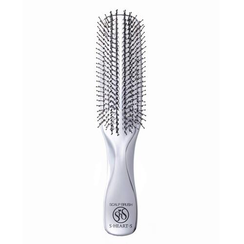 S-Heart-S Scalp Brush Long Plus