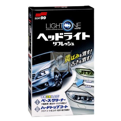 Soft99 Light One, Restoration Kit